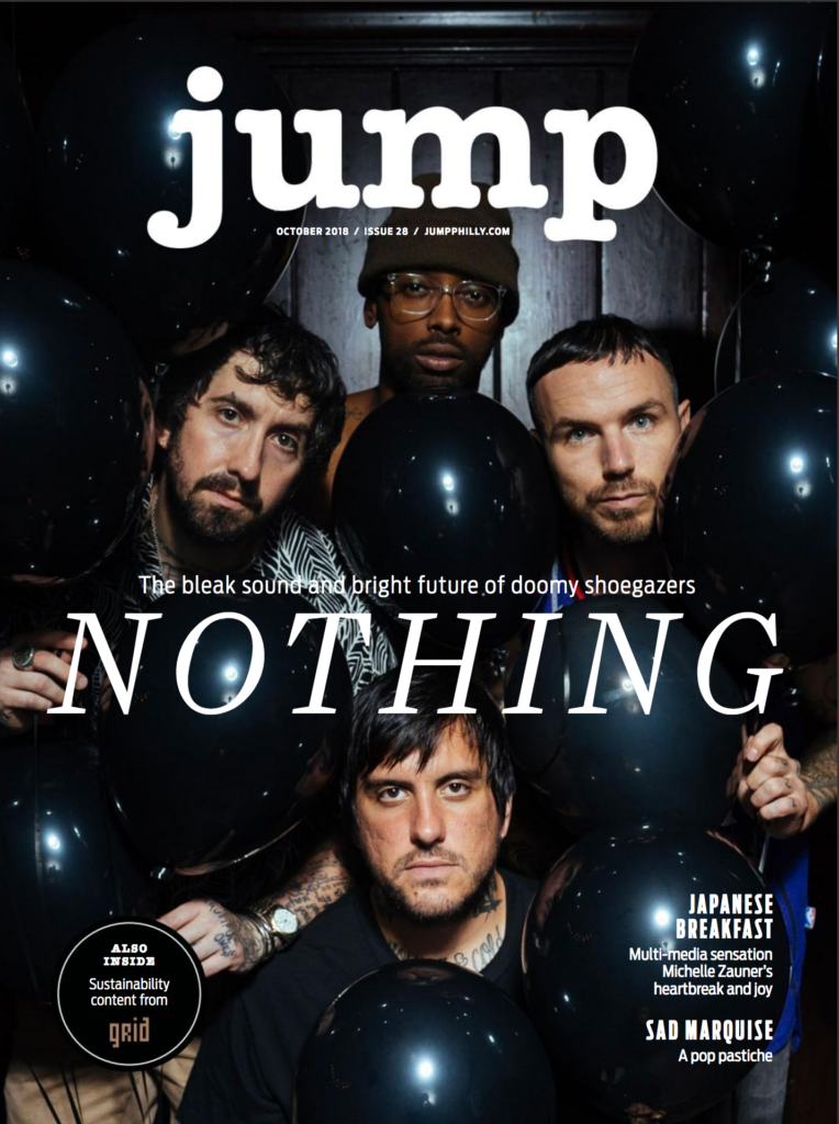 Jump Magazine Oct.18 Cover